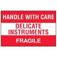 Fragile Labels - Delicate Instruments