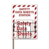 GHS Safety Data Sheet (SDS) Station
