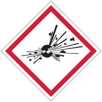 GHS Signs - Explosive
