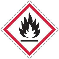 GHS Signs - Flammable