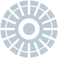 Circle Design Glass Awareness Labels