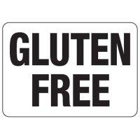 Gluten Free - Food Allergy Signs