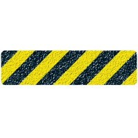 Striped Warning Grit Tape Strips Sure-Foot 84617M