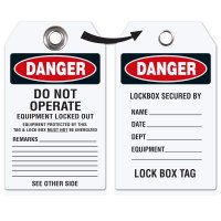 Group Lock-Out Tags