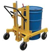 Hand Ratchet Mechanical Drum Transporter Vestil DCR-880-M