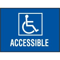 Symbol Of Access Decals