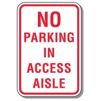 State-Specific Handicap Parking Signs - Maryland