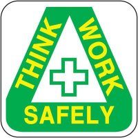 Safety Training Labels - Think Work Safely