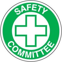 Safety Training Labels - Safety Committee