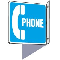 2- Way Phone Sign