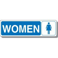 Women's Restroom Signs