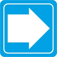 Directional Arrow Decor Signs