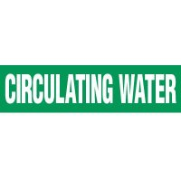 Circulating Water Pipe Markers