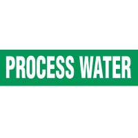 Process Water Pipe Markers