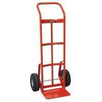 Industrial Duty Steel Hand Truck with Continuous Handle