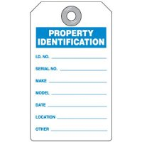 Property Identification Tag