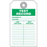 Test Record Tag