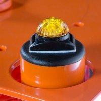 IRONguard Portable Safety Zone Adhesive Backed LED Lights