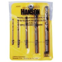 Irwin® - Left-Hand Mechanics Length Cobalt HSS Drill Bit Sets  30520