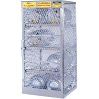 Justrite® Aluminum Cylinder Storage JUSTRITE 23003