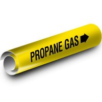 Propane Gas Kwik-Koil Pipe Markers