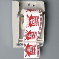 Single Roll Manual Label Dispensers