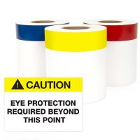LabelTac™ Blank Continuous Header Printer Labels
