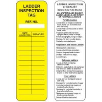 Replacement Tags for LadderTag® Ladder Safety System