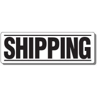 Shipping Loading Dock Signs