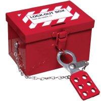 Brady® Crew Group Lockout Box