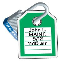 Lock-Out ID Tags - Lock-Out