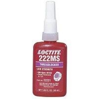 Loctite - 222MS™ Threadlocker, Low Strength/Small Screw  22221