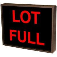 Lot Full Backlit LED Sign