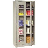 Lyon Visible Storage Cabinets Tennsco's CVD1870