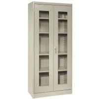 Lyon Visible Storage Cabinets Tennsco's CVD2470