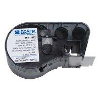 Brady BMP51/BMP41 M-51-427 Label Cartridge - Black on White/Clear
