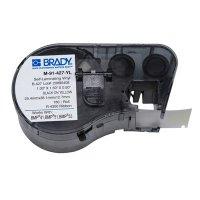 Brady BMP51/BMP41 M-91-427-YL Label Cartridge - Black on Yellow
