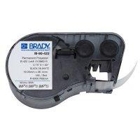 Brady BMP51/BMP41 M-90-422 Label Cartridge - Black on White