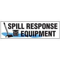 Magnetic Labels - Spill Response Equipment