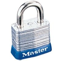 Master™ Maximum Security Individually Keyed Laminated Padlocks