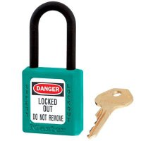 Master Lock® 406 Dielectric Thermoplastic Safety Padlocks