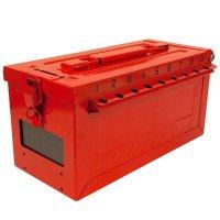 Master Lock® Portable Group Lock Box with Key Window