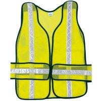 MCR Safety General Purpose Chevron Vest  CHEV2L