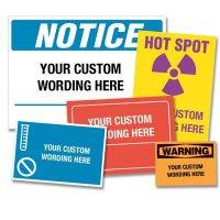 Custom Design Vinyl Labels