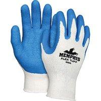 Memphis Flex-Tuff Latex Dipped Work Gloves