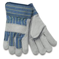 """MCR Memphis® Select """"A"""" Leather Palm Gloves"""