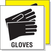 Protective Gloves Sign