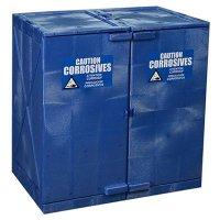 Modular Quik-Assembly™ Poly Cabinet, 24 Gallon