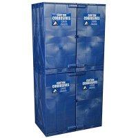 Modular Quik-Assembly™ Poly Cabinet, 48 Gallon