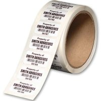 """2"""" x 3"""" Ultra-Adhesive Custom Labels On A Roll"""